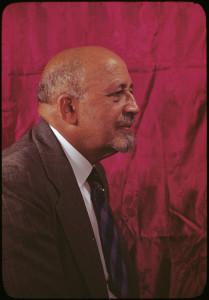 W.E.B. Du Bois, 1946, photo by Carl Van Vechten