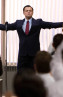 "Sheep in Wolf's Clothing: Scorsese's ""Wolf of Wall Street"" Disappoints"