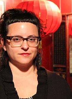 Her Flaming Fingers: Wendy C. Ortiz and Rhapsodomancy