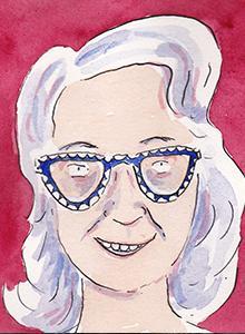 PODCAST #58: Mimi Pond