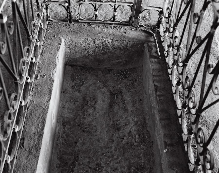 Abraham's Footprints, outside Hebron, 2009, Nabi Yaqin, near Bani Na'im