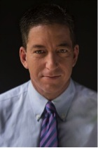 Five Minutes with Glenn Greenwald