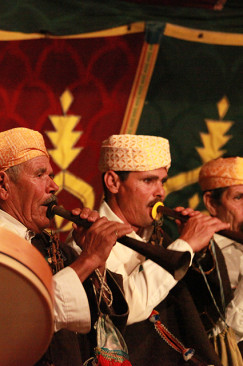 A Visit with the Master Musicians of Joujouka