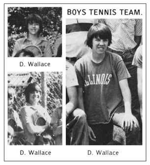wallace tennis essay