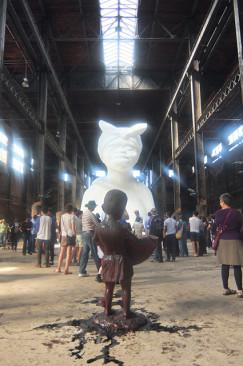 Kara Walker: A Subtlety at the Domino Sugar Factory
