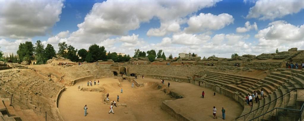 5. Merida Spain ampitheater