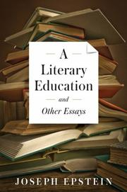 An Essayist of the Old School