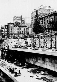 Letter from the Brooklyn-Queens Expressway