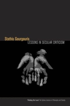 The Act of Criticism and the Secular