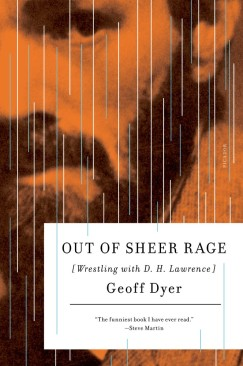 It Kills Everything It Touches: On the Perils of Studying Geoff Dyer