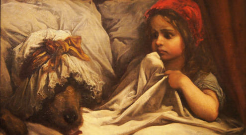 In the Shadow of the Wolf: Little Red Riding Hood in the Contemporary World