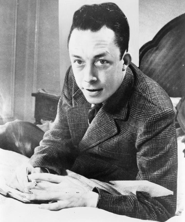 George Orwell and Albert Camus?