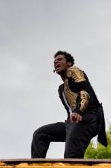 Dancing with Michael Jackson