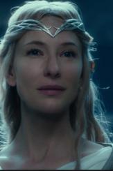 Galadriel, Witch-Queen of Lórien