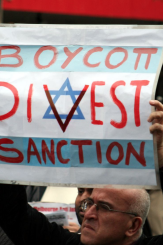 Violent Boycotts and the BDS Movement