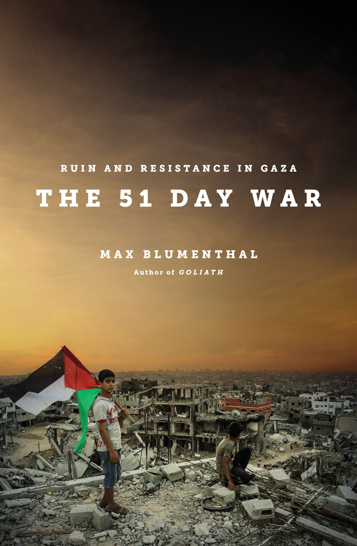 The 51 Day War: Ruin and Resistance in Gaza-ExLibrary