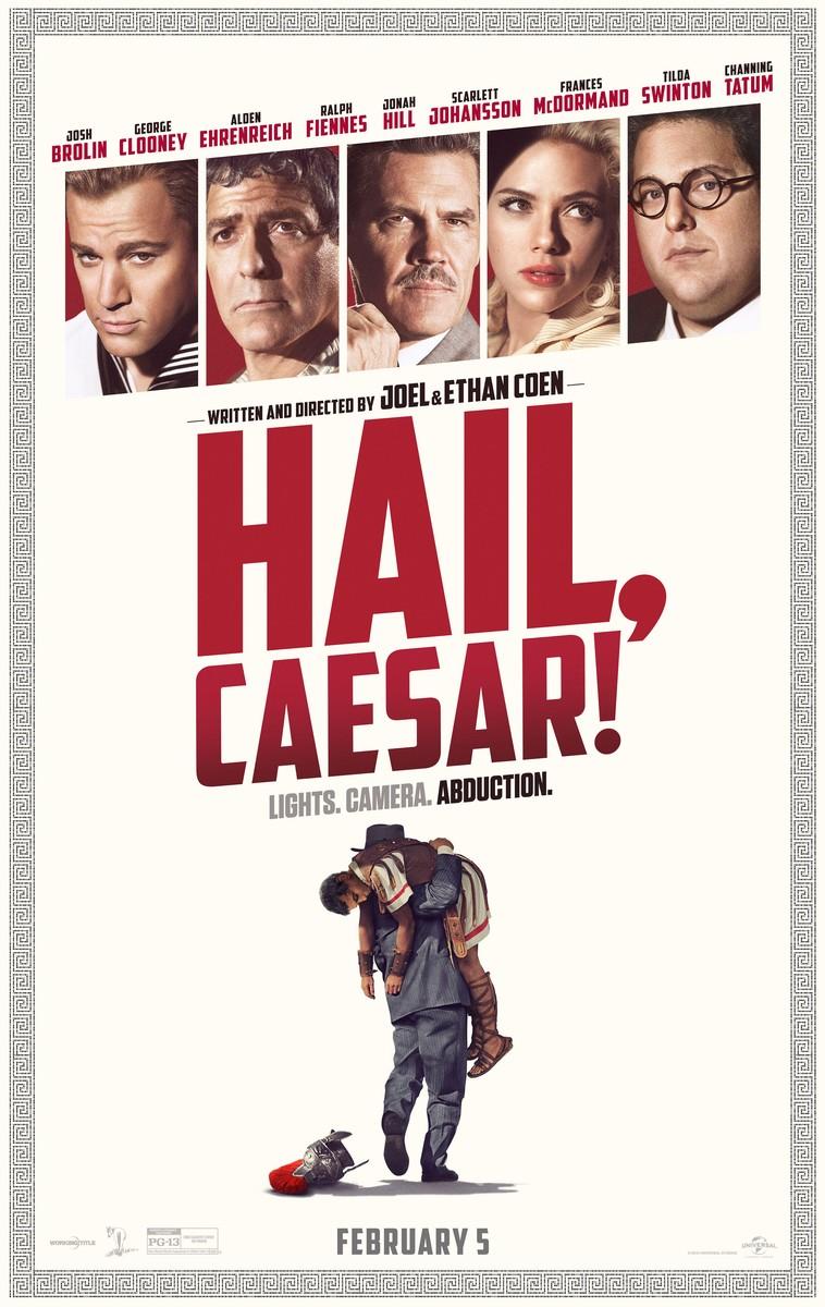 Hail Caesar (2016)