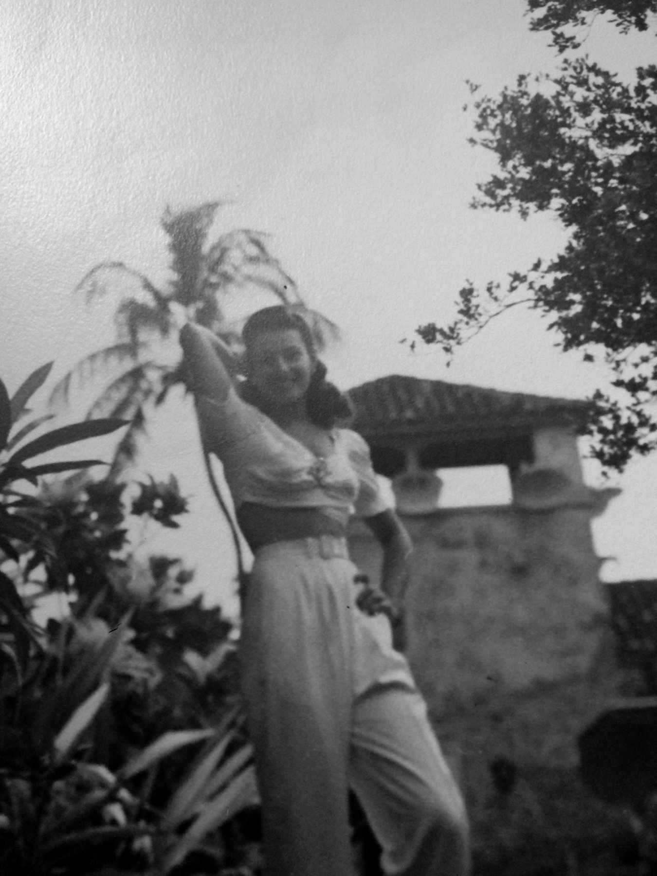 mother in mexico